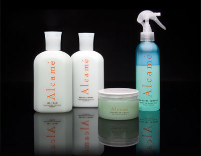 Island / Replenishing Hair Care Collection