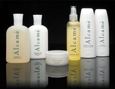 Nuâge / Volumizing Hair Care Collection
