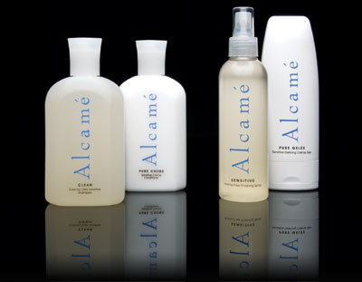 Pure / Sensitive Hair Care Collection